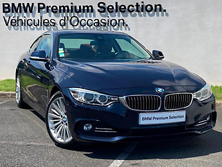 BMW 430d 258 ch Coupe Finition Luxury