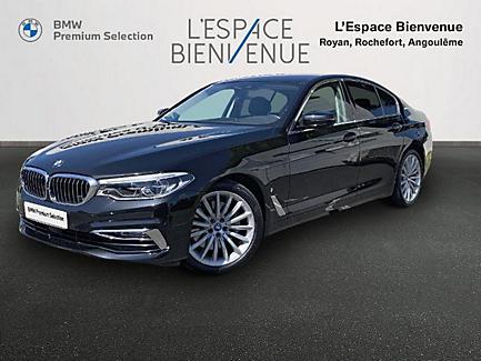 BMW 530e 252 ch Berline Finition Luxury