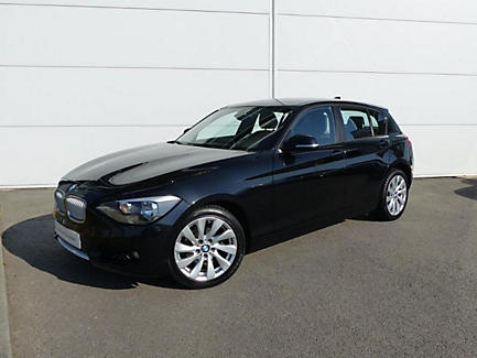 BMW 116d 116ch cinq portes Finition UrbanLife