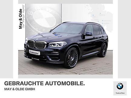 BMW ALPINA XD3 SWITCH-TRONIC Allrad