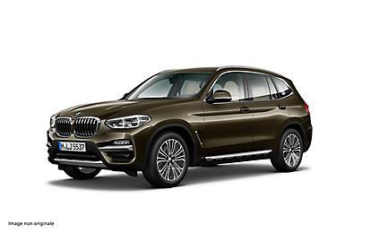BMW X3 xDrive20i 184 ch Finition Luxury