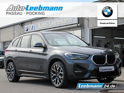 X1 xDrive20d Sport Line PANOD. UPE: 62.460,-