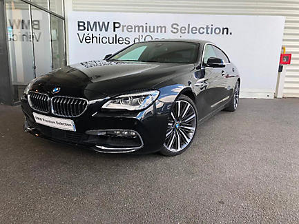 BMW 640d xDrive 313 ch Gran Coupe Finition Exclusive