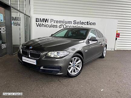 BMW 518d 143ch Berline Finition Lounge Plus