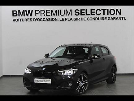 BMW 116d 116 ch trois portes