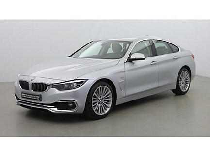BMW 420i 184 ch Gran Coupe Finition Luxury