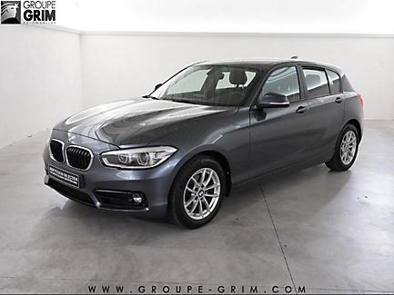 BMW 116d 116ch cinq portes Finition Business Design