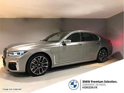 BMW 745e iPerformance 394 ch Berline Finition M Sport