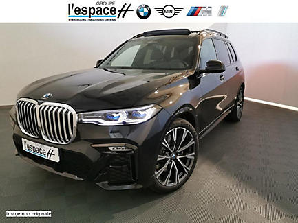 BMW X7 xDrive40d 340 ch Finition M Sport