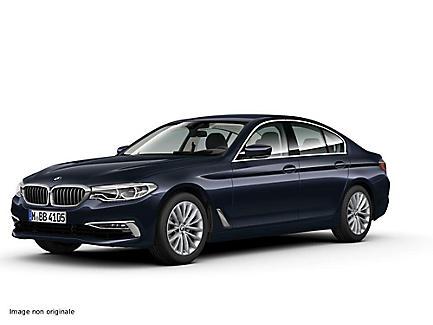 BMW 520d 190 ch BVM Berline Finition Luxury (tarif fevrier 2018)