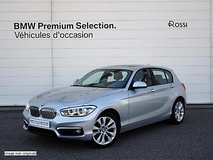 BMW 118d xDrive 150 ch cinq portes Finition UrbanChic