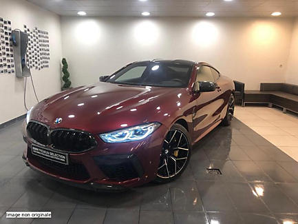 BMW M8 Competition Coupe 625 ch