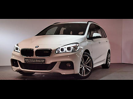 BMW 218d 150 ch Gran Tourer Finition M Sport