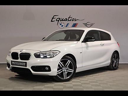 BMW 125d 224 ch trois portes Finition Sport