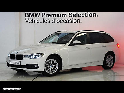 BMW 316d 116 ch Touring Finition Lounge