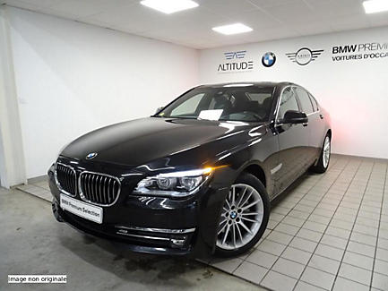 BMW 730d xDrive 258 ch Berline Exclusive