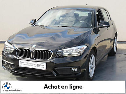 BMW 116i 109 ch cinq portes Finition Lounge