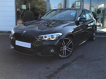 BMW 116d 116ch cinq portes Finition M Sport Ultimate avec pack M Sport Shadow