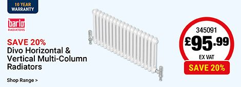 Barlo Divo Multi-Column Radiators