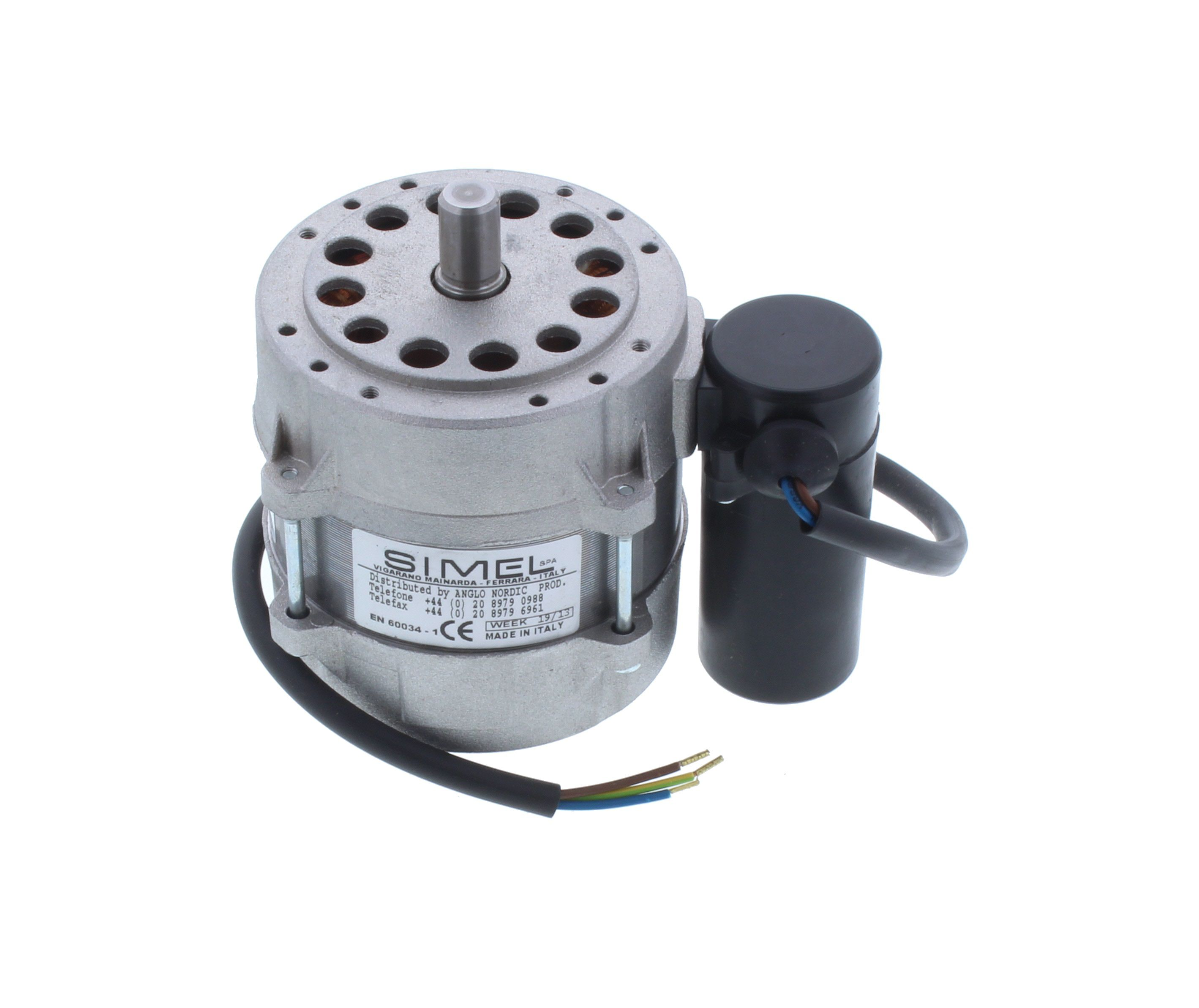 Motors, Capacitors & Accessories