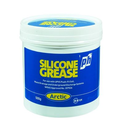Madison : Plumbers grease vs silicone grease