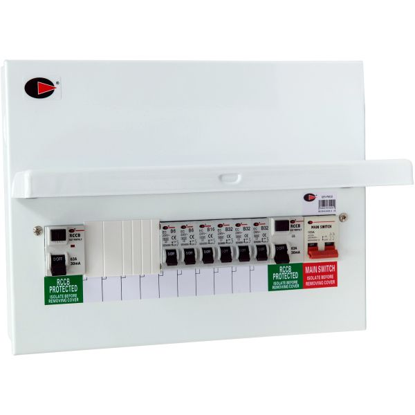 Consumer Units & Distribution Boards