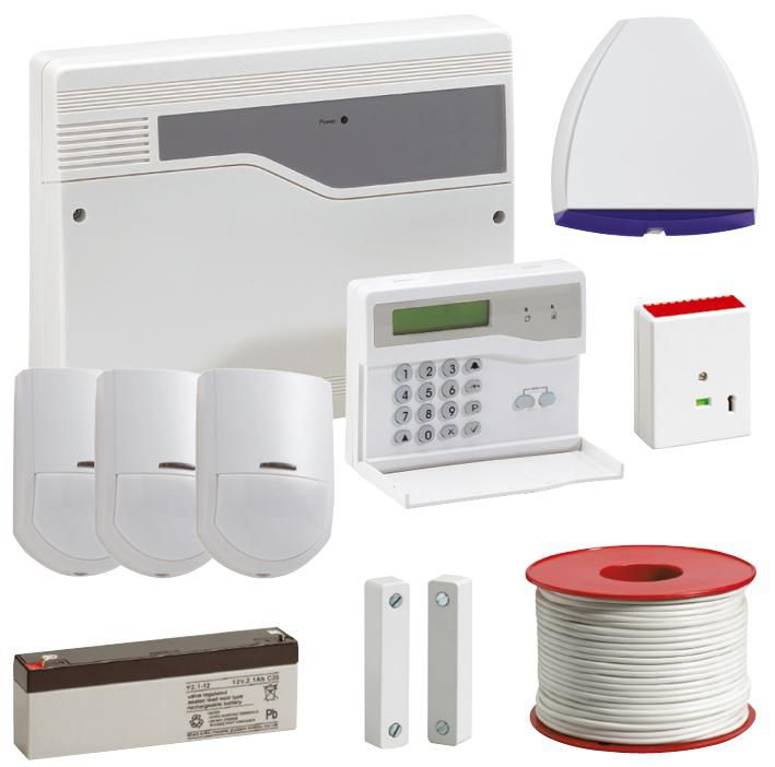 Intruder Alarms & Kits