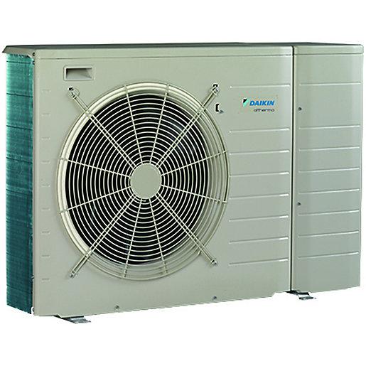 Daikin Altherma 5kW Small Monobloc Air Source Heat Pump EDLQ05CV3