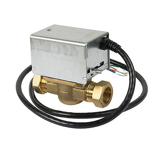 Honeywell 2 Port Motorised Zone Plumbing Heating Valve 22