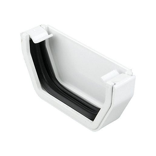 Osma Squareline 4T834 Guttering And Rainwater White
