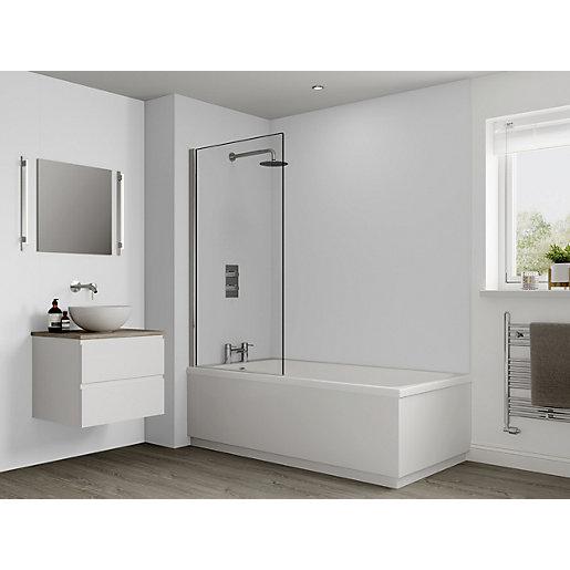 Multipanel Classic Bathroom Wall Panel Hydrolock Natural ...