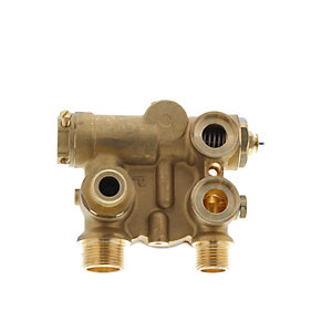 Vokera 8533 Heating Distribution Manifold