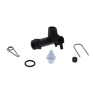 Worcester Bosch 87161056450 Manifold - Drain Assembly