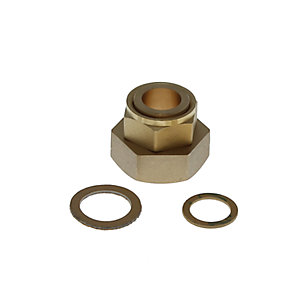 Worcester Bosch 87161057060 Manifold - Inlet Assembly