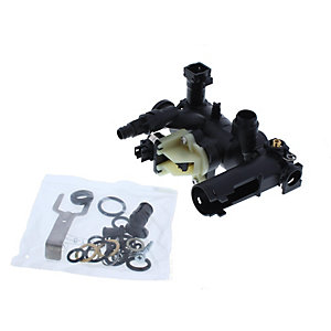 Worcester Bosch Return Manifold Sub Assembly 87161064420