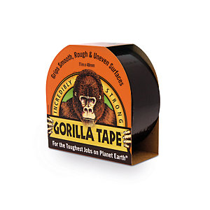 Gorilla Tape Black 11m x 40mm