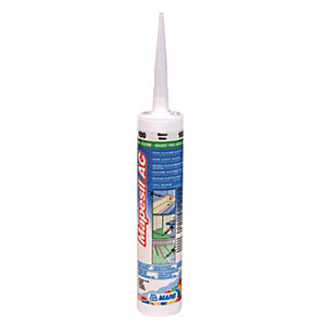 Mapesil AC Silicone Sealant Manhattan Grey - 310ml