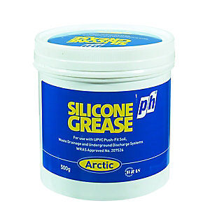 PH Silicone Lubricant Grease Tub 500g
