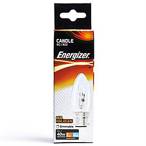 Energizer BC Candle Dimmable Light Bulb - 33W Eco