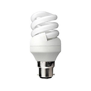 Kosnic BC Spiral CFL Light Bulb - 15W
