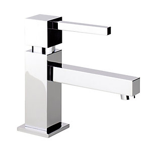 Abode Zeal Basin Single Lever Chrome AB1271