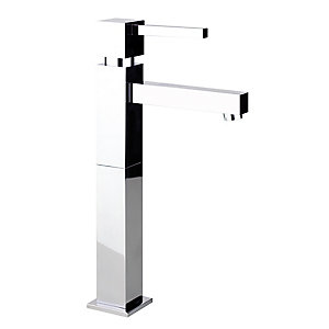 Abode Zeal Tall Basin Single Lever Short Reach Chrome AB1272