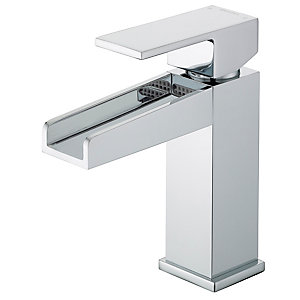 Bristan Arinto Mono Basin Mixer Tap Without Waste Chrome