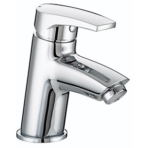 Bristan Orta Basin Mixer Tap with Clicker Waste