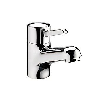 Bristan Tempo Cold To Hot Single Mixer Tap