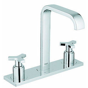 GROHE Allure Three-Hole Basin Mixer Tap