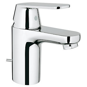 GROHE Eurosmart Cosmo Basin Mixer Tap with Pop Up Waste