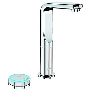 Grohe Allure Three-Hole Basin Mixer Tap Wall Mounted