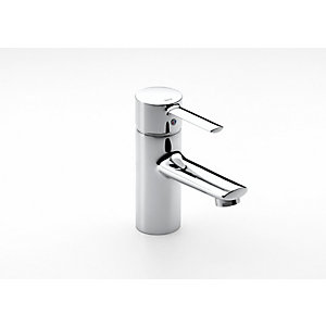Roca 5A3160C00 Targa Monoblock Basin Mixer Without Waste