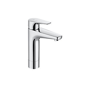Roca Atlas Medium Height Basin Mixer Tap